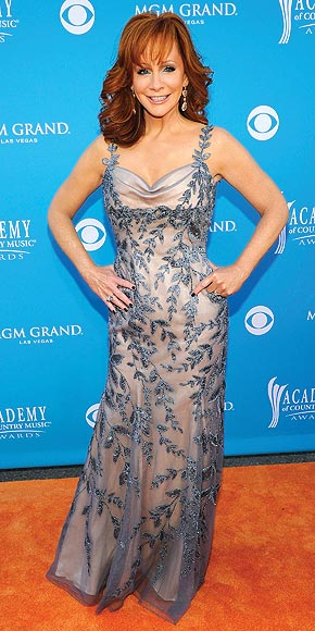 REBA MCENTIRE photo | Academy of Country Music Awards, Reba McEntire
