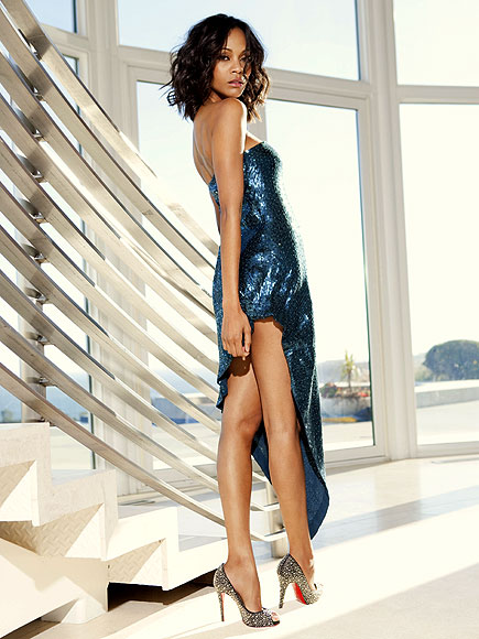 ZOE SALDANA photo | Zoe Saldana