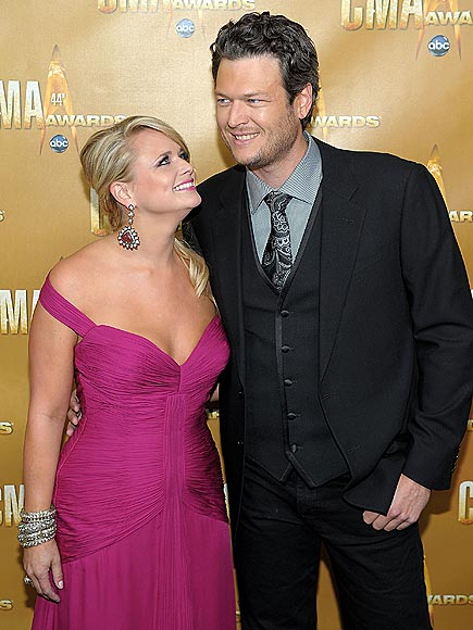  photo | Blake Shelton, Miranda Lambert