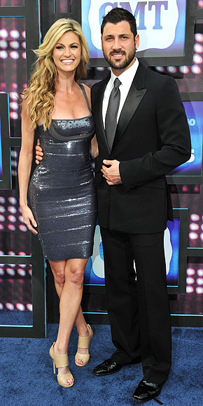 ERIN ANDREWS &#38; MAKSIM CHMERKOVSKIY photo | Erin Andrews, Maksim Chmerkovskiy
