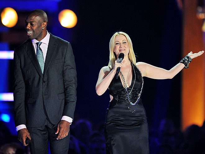 photo | Kellie Pickler, Terrell Owens