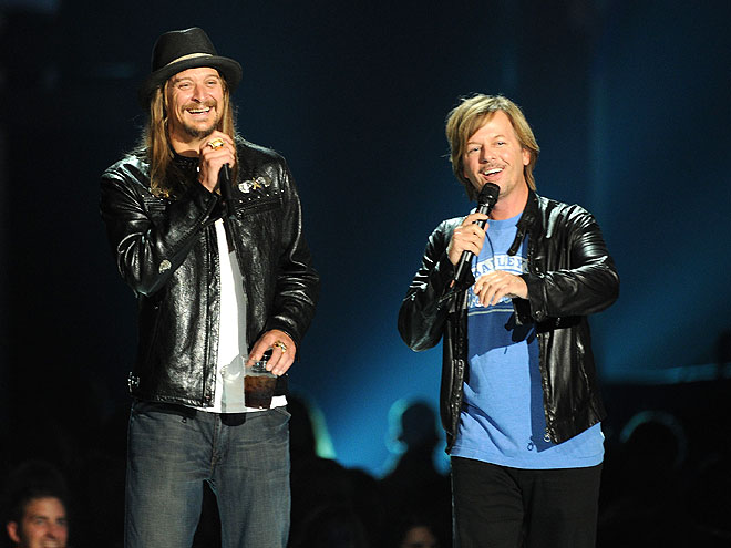 photo | David Spade, Kid Rock