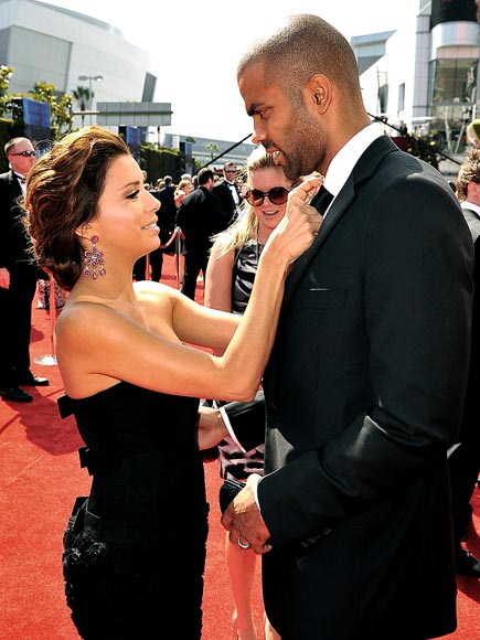 PICTURE PERFECT photo | Eva Longoria, Tony Parker