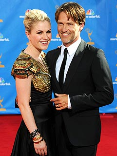 Anna Paquin & Stephen Moyer: First Emmy, Then Honeymoon | Anna Paquin, Stephen Moyer