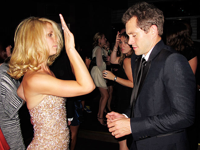 HIGH FIVE photo | Claire Danes, Hugh Dancy