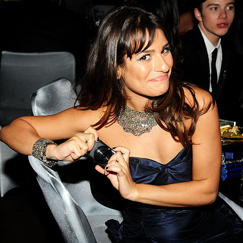 HOT SHOT photo | Lea Michele