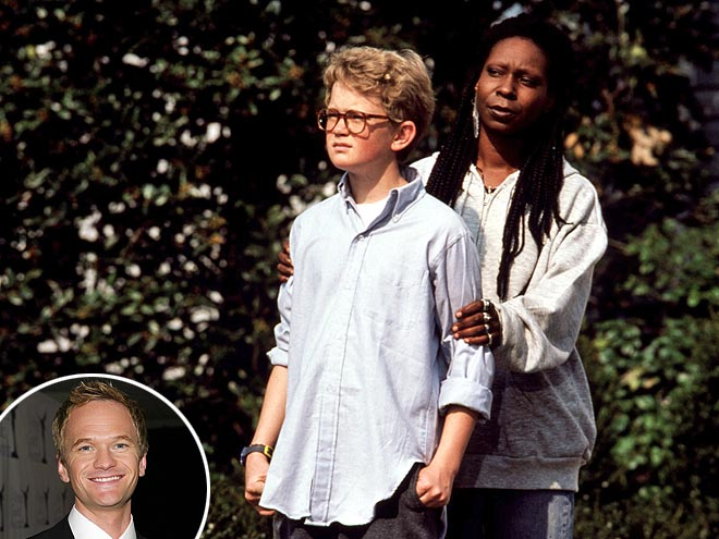 NEIL PATRICK HARRIS photo | Neil Patrick Harris, Whoopi Goldberg