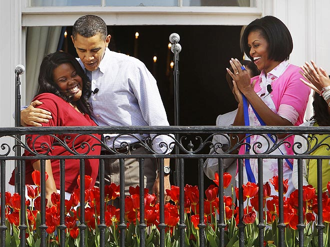 PRESIDENTIAL HUG photo | Barack Obama, Michelle Obama