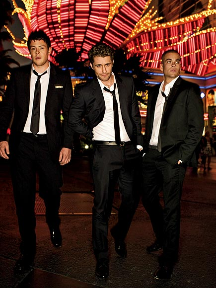BRINGING SEXY BACK photo | Cory Monteith, Mark Salling, Matthew Morrison
