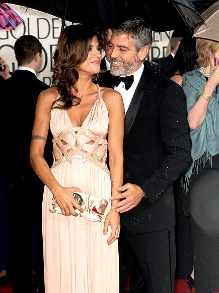DATE NIGHT photo | Elisabetta Canalis, George Clooney