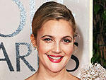 Best Dressed at the Globes! | Drew Barrymore