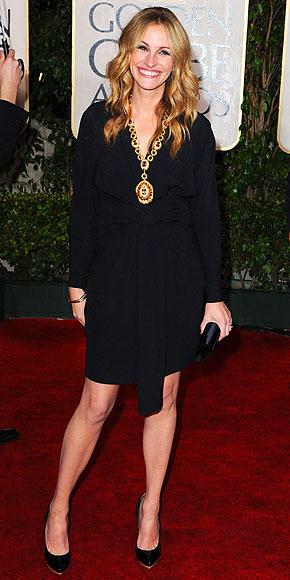 Golden Globes Best Hairstyles