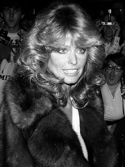 'ANGEL' FACE photo | Farrah Fawcett