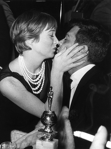 PUCKER UP photo | Shirley MacLaine, Tony Curtis