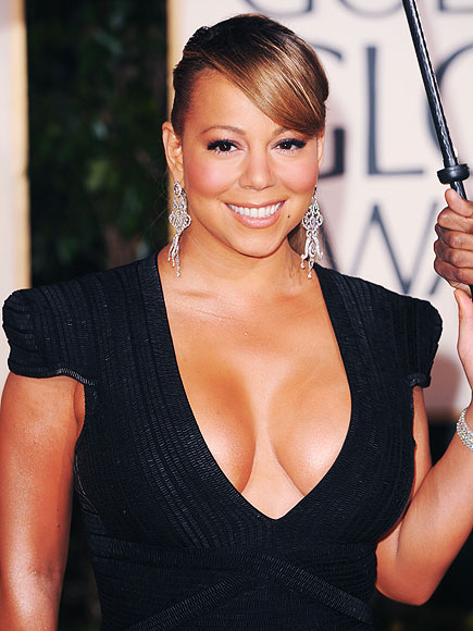 MOST REVEALING GOWN: MARIAH CAREY photo | Mariah Carey