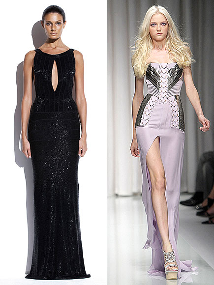 Fergie S Elegant Strapless Red Carpet Evening Formal Dress At The 2010