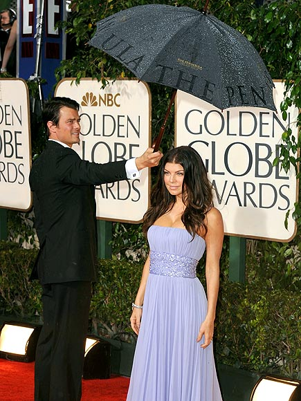 JOSH DUHAMEL & FERGIE photo | Fergie