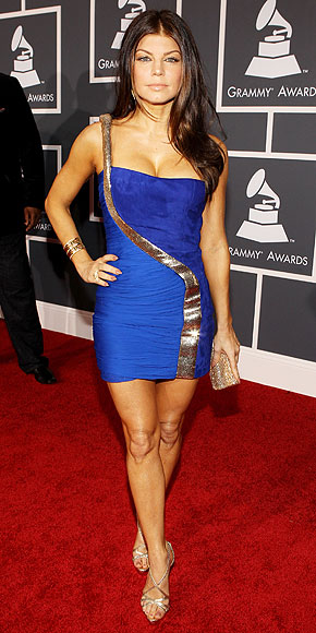 FERGIE photo | Grammy Awards 2010, Fergie