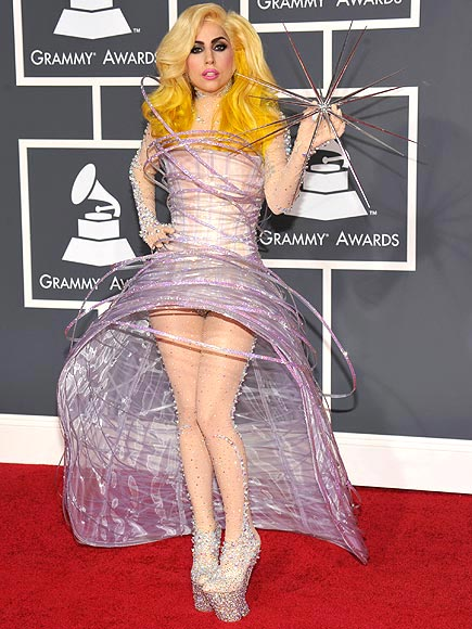 LADY GAGA photo | Grammy Awards 2010, Lady Gaga