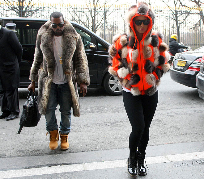 POWERPUFF GIRL  photo | Amber Rose, Kanye West