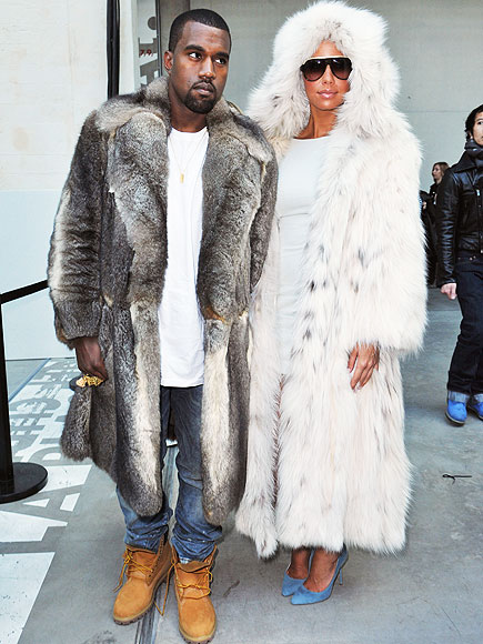 WHERE THE WILD THINGS ARE  photo | Amber Rose, Kanye West