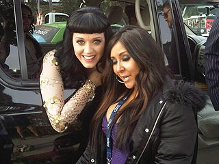 PHOTO: Who's Katy Perry's New Grammy BFF? You'll Never Guess! | Grammy Awards 2010, Katy Perry