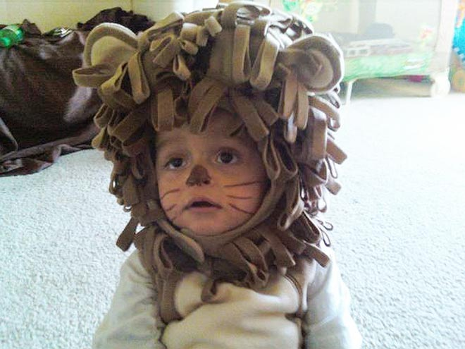 Baby lion costume tumblr - photo#6  sc 1 st  Animalia Life : lion infant halloween costume  - Germanpascual.Com