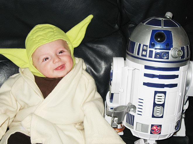 Baby Yoda Halloween Costumes Babies' Halloween Costumes