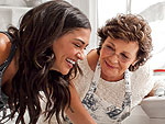 Jessica Szohr&#39;s Bake Fest with Grandma