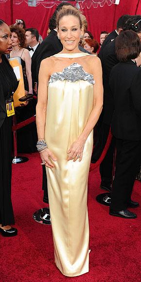 SARAH JESSICA PARKER  photo | Oscars 2010, Sarah Jessica Parker