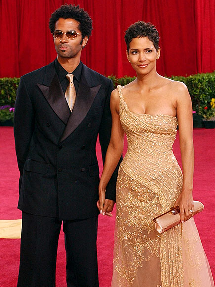 HALLE BERRY & ERIC BENÉT photo | Eric Benet, Halle Berry