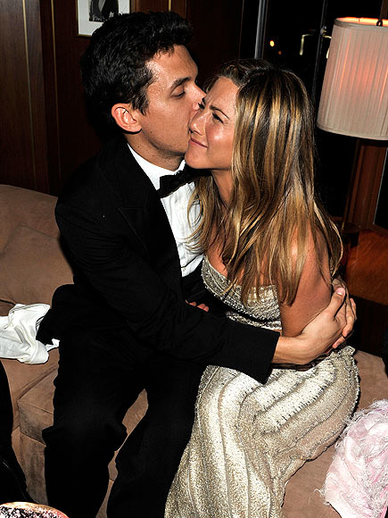 JENNIFER ANISTON & JOHN MAYER photo | Jennifer Aniston, John Mayer