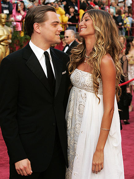 LEONARDO DICAPRIO & GISELE B&#220;NDCHEN photo | Gisele Bundchen, Leonardo DiCaprio