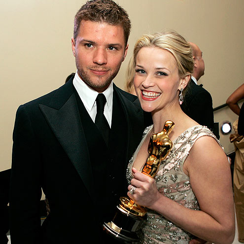 REESE WITHERSPOON & RYAN PHILLIPPE  photo | Reese Witherspoon, Ryan Phillippe