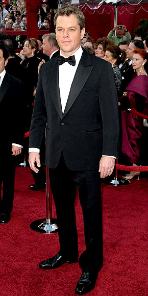 MATT DAMON photo | Oscars 2010, Matt Damon