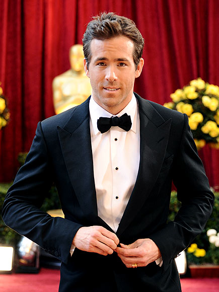 RYAN REYNOLDS photo | Oscars 2010, Ryan Reynolds