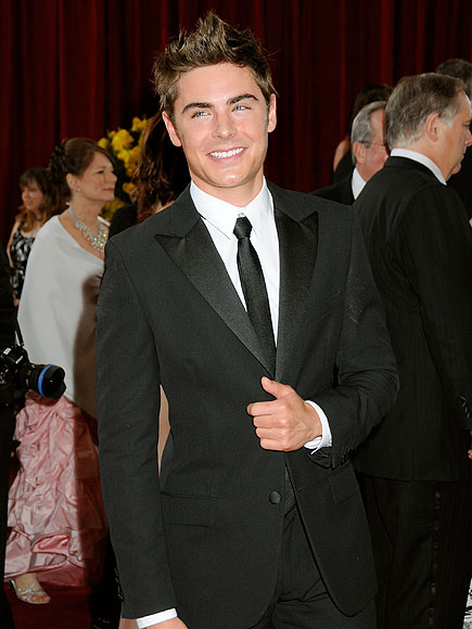 ZAC EFRON photo | Oscars 2010, Zac Efron