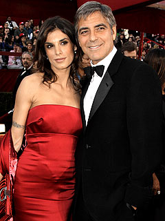 George Clooney: Forget About Another Wedding | Oscars 2010, Elisabetta Canalis, George Clooney