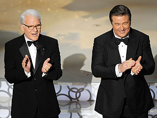Oscar's TV Ratings Up By 14 Percent | Oscars 2010, Alec Baldwin, Steve Martini