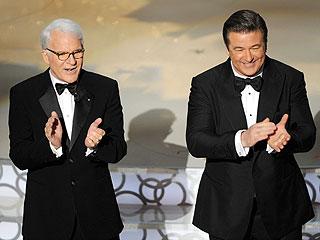 LOL! Alec Baldwin & Steve Martin's Best Oscar Zingers | Oscars 2010, Alec Baldwin, Steve Martini