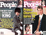 Prince William's Life in PEOPLE Covers | Prince William