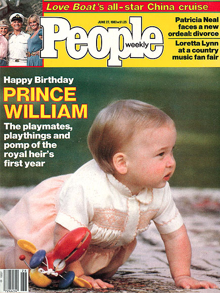 JUNE 1983 photo | Prince William