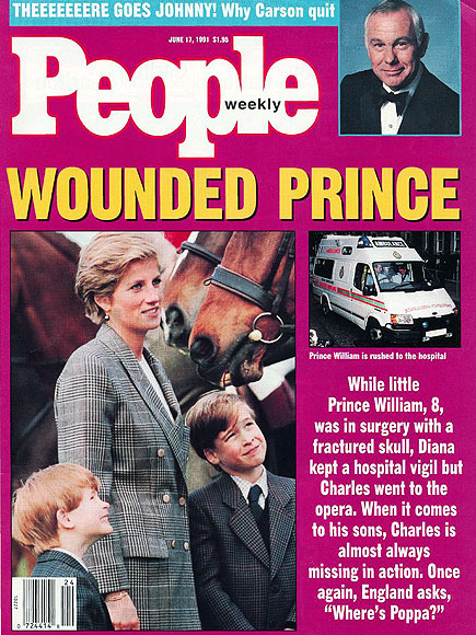 JUNE 1991 photo | Prince William