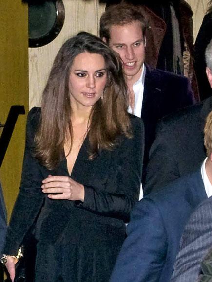 SNEAK PREVIEW  photo | Kate Middleton, Prince William