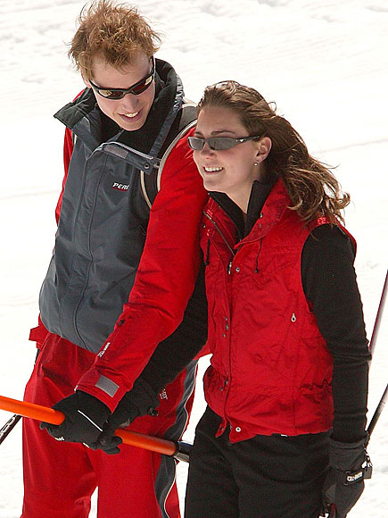 SNOW HONEY photo | Kate Middleton, Prince William