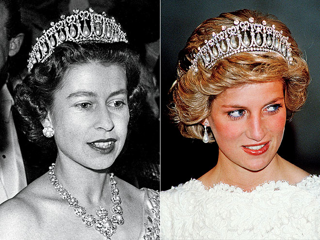 princess diana wedding tiara. photo | Princess Diana,