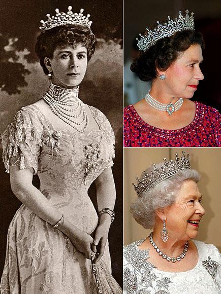 THE GIRLS OF GREAT BRITAIN & IRELAND photo | Queen Elizabeth II