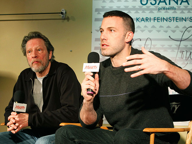 TWO'S 'COMPANY' photo | Ben Affleck, Chris Cooper