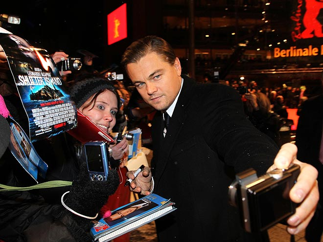 HOT SHOT photo | Leonardo DiCaprio