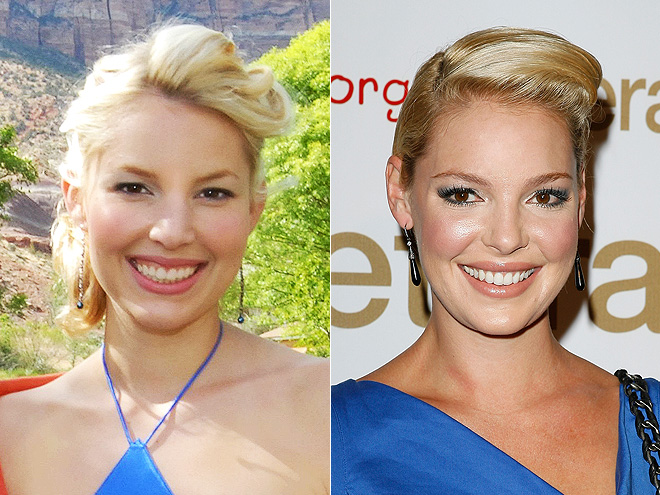 SARA VS. KATHERINE photo | Katherine Heigl